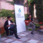Kamal Al-Nawawi y Pepe Agudo