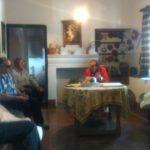 En la cocina de la casa, Emilio Ballesteros Almazán, paco Francisco Vaquero Sanchez, Guy Oliveros (rapsoda), Victoria y Ricardo del Pino Morales (rapsoda)