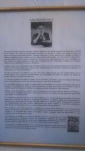 Biografía de Isabel Roldán García