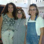Bret Ragagli (de EE.UU.), Manuela Monterroso y Goude Senq Gelik (deTurquía) conn Mara Romero Torres