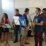 Ool.Ya-Koo Grupo de Jazz. Parte de la orquesta