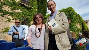 José Elgarresta y Mara Romero Torres