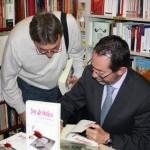 Ignacio Ramón Martín Vega. libros, presentaciones, amigos